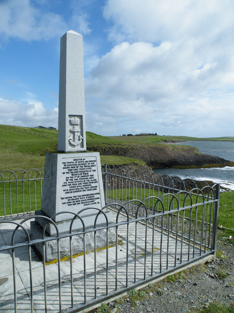 The Iolaire Monument 169 Anne Burgess Geograph Britain