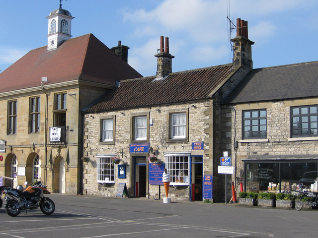 Former police station, Helmsley
