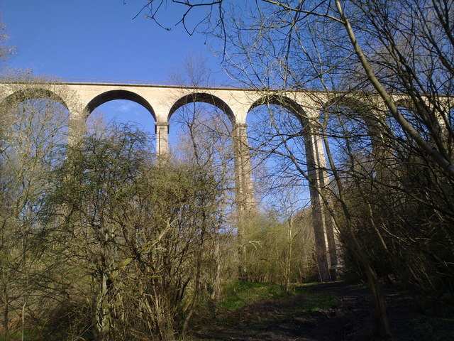 Hownsgill Viaduct