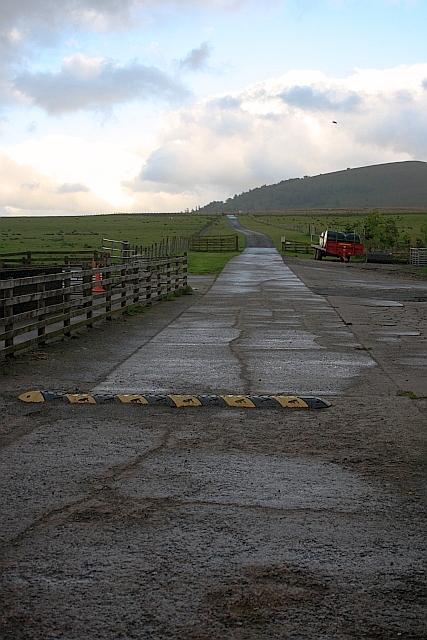 Farm Track, Gill Head Farm