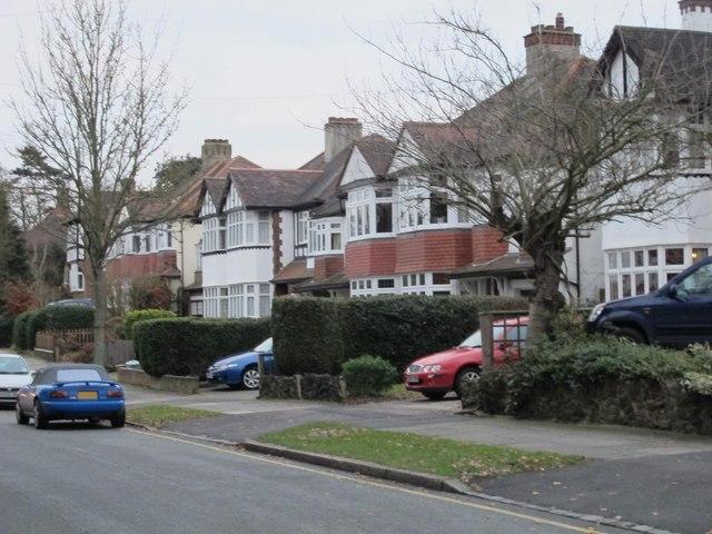 Ridgeway, BR2