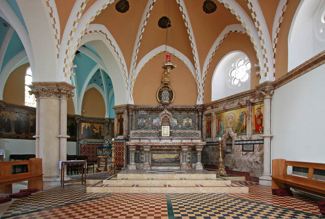 St Francis of Assisi, Pottery Lane - Sanctuary