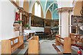 TQ2480 : St Francis of Assisi, Pottery Lane - North aisle by John Salmon