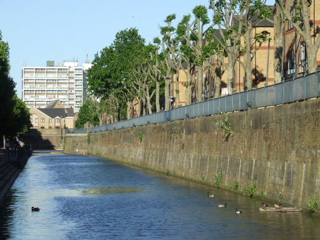 Spirit Quay, Wapping