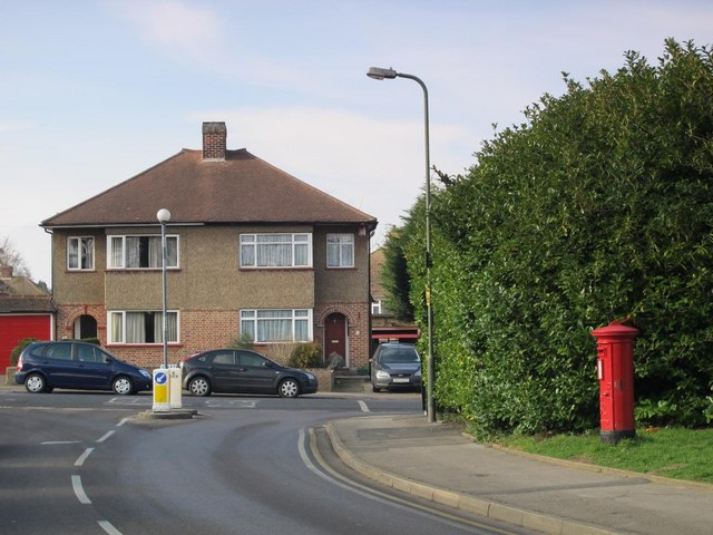 Broadwater Gardens / Starts Hill Road, BR6