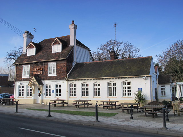 The Black Horse, Crofton Road, BR6
