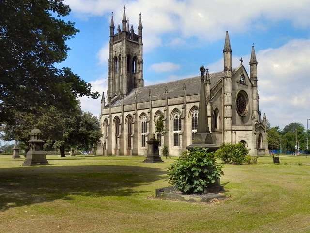 Church Of St Peter Ashton Under Lyne 169 David Dixon