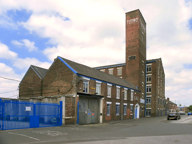 John Hill�s Biscuit Factory