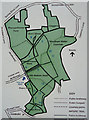 TL7806 : Nature Trail Map by Roger Jones