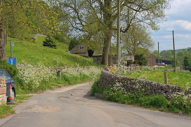 Access to Bridge End Farm