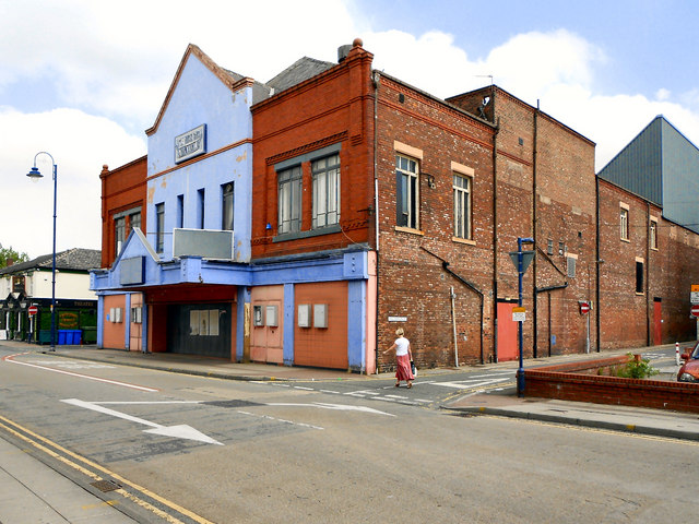 Tameside Hippodrome, Oldham Road, Ashton-under-Lyne