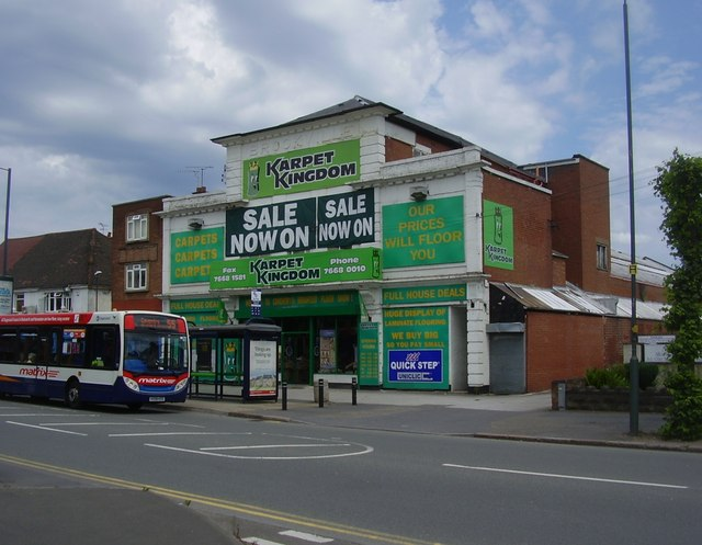 Coventry-Holbrook Lane