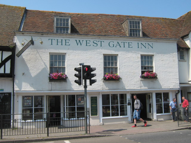 The West Gate Inn, Canterbury