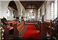TQ5680 : St Michael, Aveley - Chancel by John Salmon