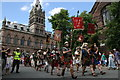 SJ4066 : Chester Roman Festival 2011 by Jeff Buck
