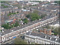 SJ3589 : Liverpool: looking down on Canning Street by Chris Downer