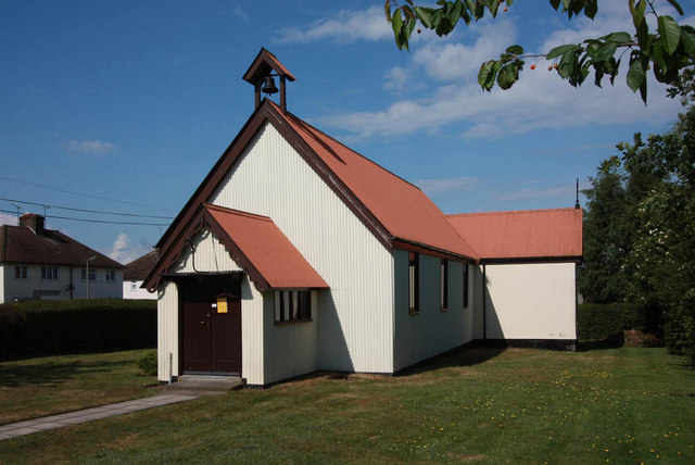 St John's Church, Mountnessing - Now the Church hall