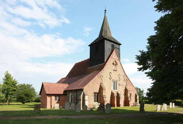St Giles Church, Mountnessing