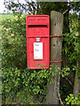 TM1558 : Tollgate Cottage Postbox by Adrian Cable