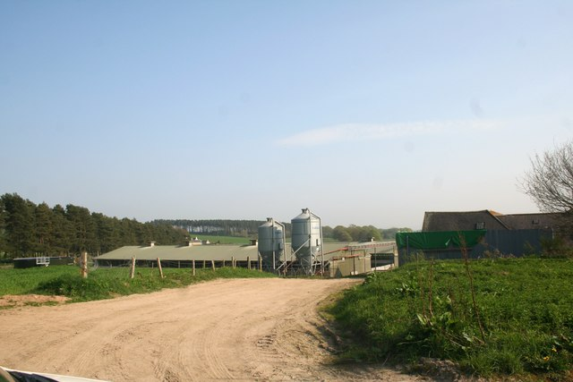 North Mains Silos