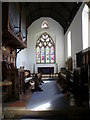 NZ2213 : Interior, The Church of All Saints' by Miss Steel