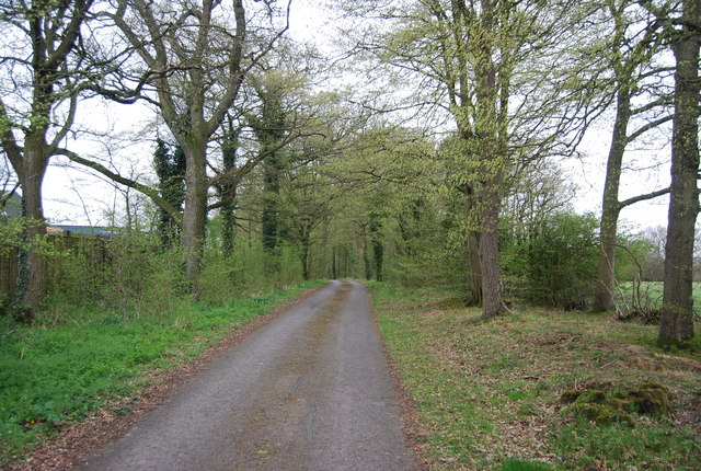 Track by Slinfold Park Golf Course