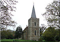 TL8729 : St Andrew's Church, White Colne by Roger Jones