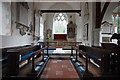 TQ5498 : St Thomas the Apostle, Navestock - Chancel by John Salmon