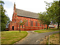 SJ9497 : St Luke's Church, Dukinfield by David Dixon
