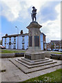 SJ9497 : Dukinfield War Memorial by David Dixon