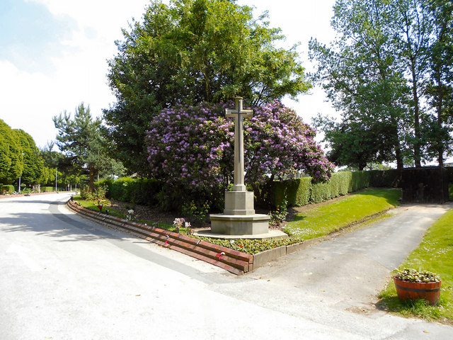 Dukinfield Cemetery War Memorial