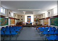 TQ3277 : St Michael & All Angels, Wyndham Road - East end by John Salmon