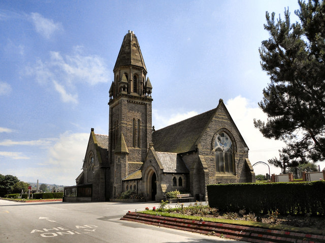 The Chapel, Dukinfield Cemetery and Crematorium
