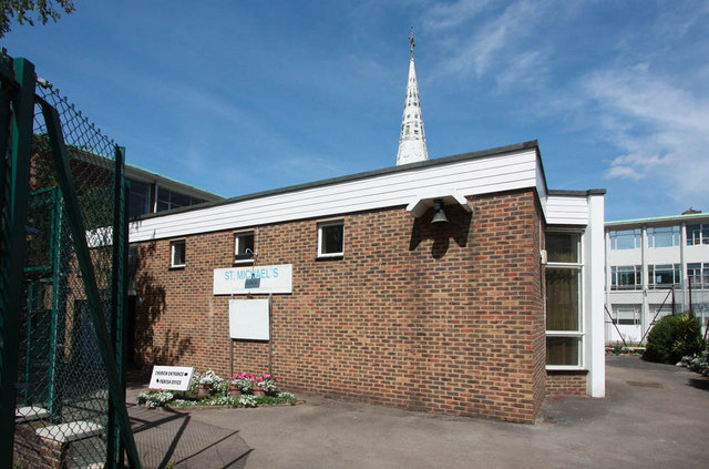 St Michael & All Angels, Wyndham Road