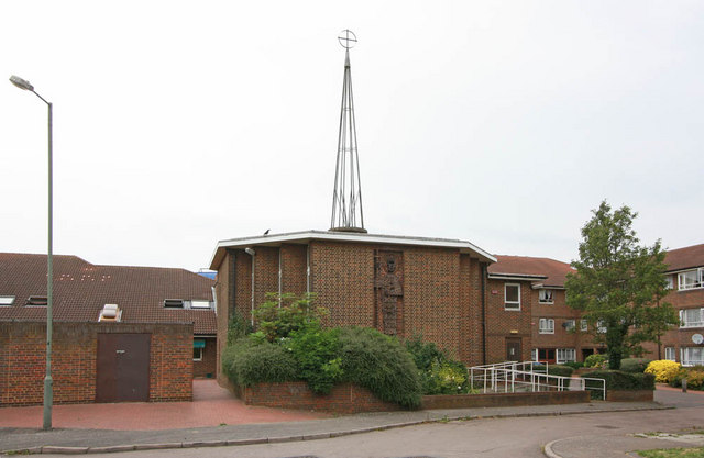 Little St Peter, Claremont Way