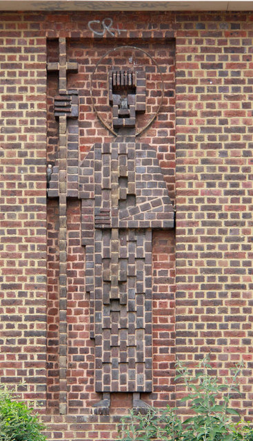 Little St Peter, Claremont Way - Decorative brickwork