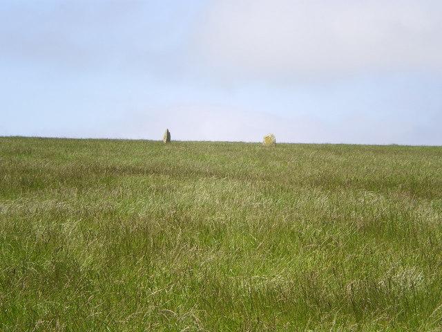 Penparke standing stones