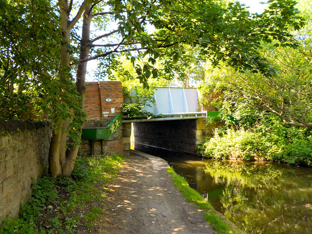 Peak Forest Canal Bridge No 2