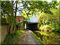 SJ9397 : Peak Forest Canal Bridge No 2 by David Dixon