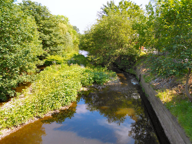 River Tame, Shepley