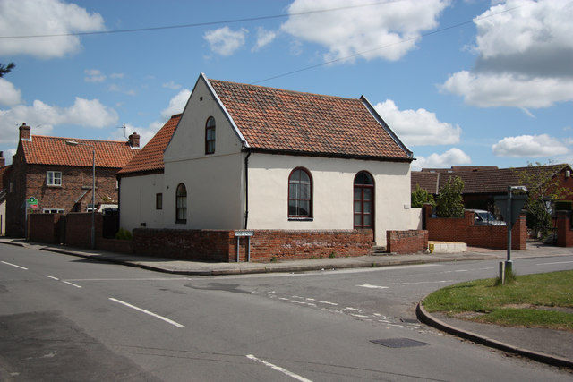 The Old Chapel