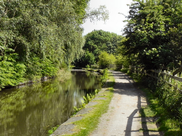 Peak Forest Canal, Dukinfield