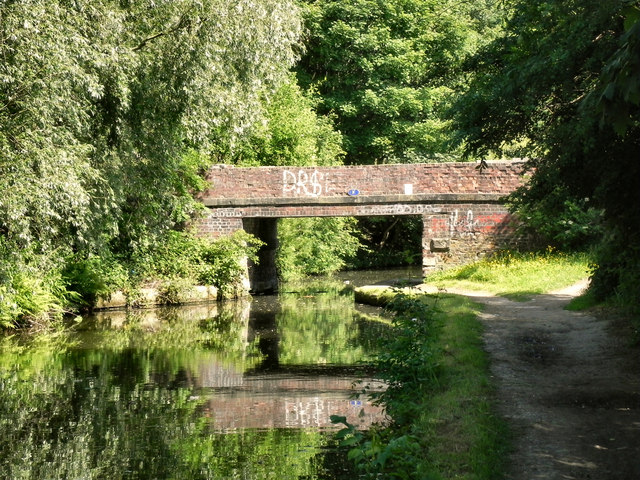 Peak Forest Canal, Well Bridge