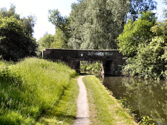 Well Bridge, Peak Forest Canal