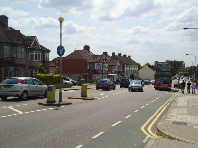 Greenford Road, Sudbury Hill