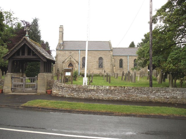 St Mary's church, Slaley