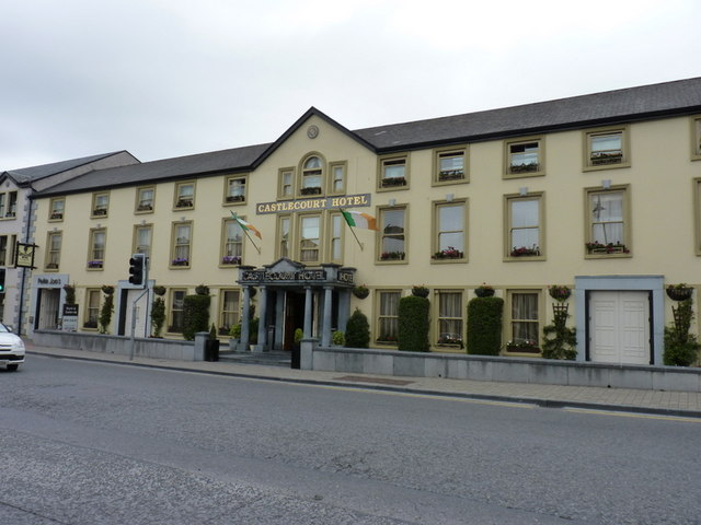 Castlecourt  Hotel  Westport