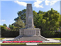 SJ9295 : Denton War Memorial by David Dixon