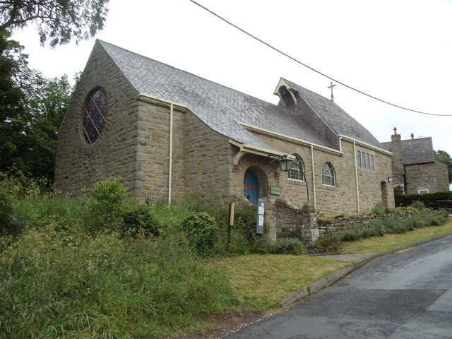 Church of St Christopher, Gunnerton