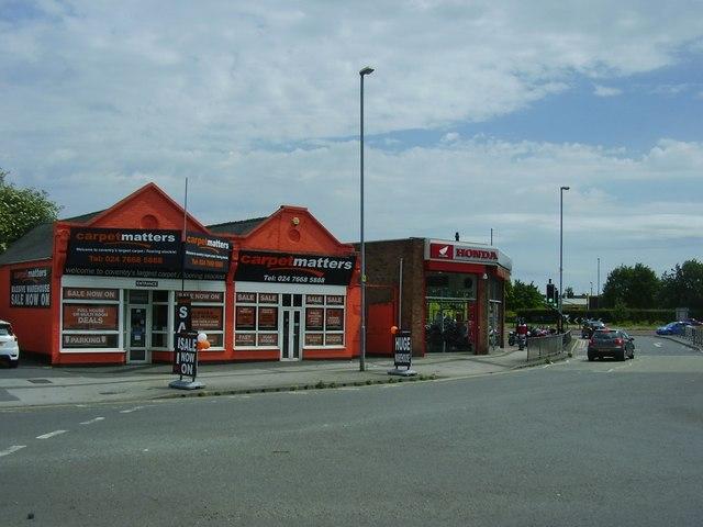 Coventry-Holbrooks Lane